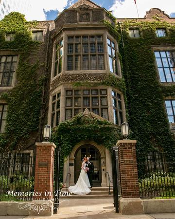 The Minneapolis Club   Minnesota Wedding Photography