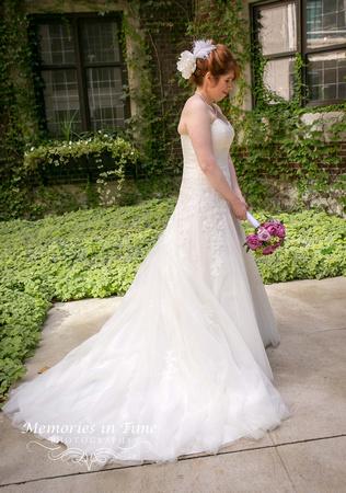 The Bride   Minneapolis Wedding