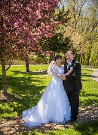 A Formal Portrait   St. Paul Wedding Photography