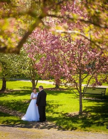 Spring Love   Midwest Bride