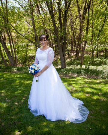 A Formal Bridal Portrait   Brides