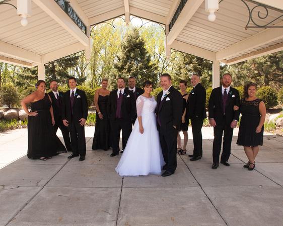 The Wedding Party   Minnesota Wedding Photography