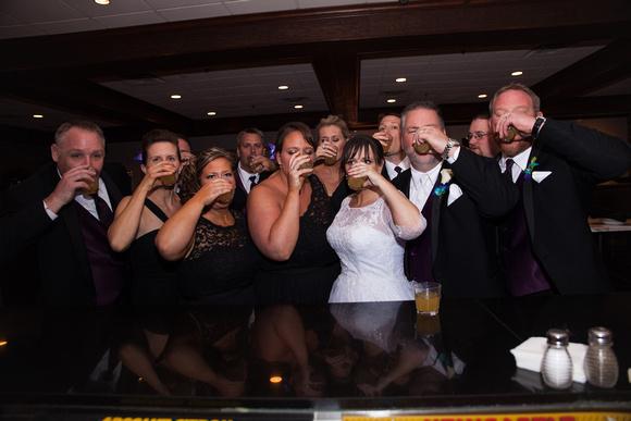 CHEERS!   Midwest Bride