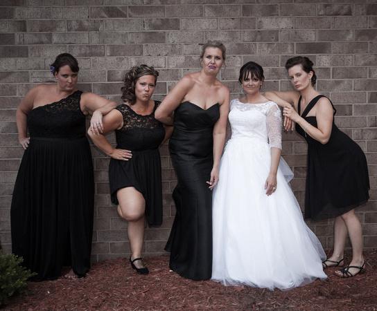 Bridesmaids   Minneapolis Wedding Photographer