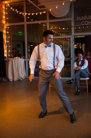 Tap Dance    St. Paul Wedding Photographer