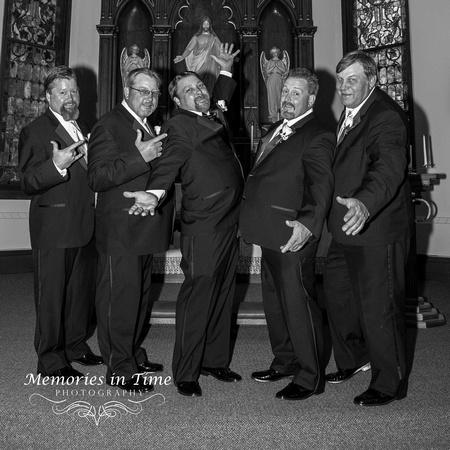 Minnesota Wedding Photographer   The Men