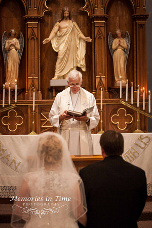 Minnesota Wedding Photographer   The Sermon