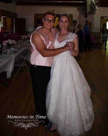 "Minnesota Wedding Photographer   The Bride and her ""Baby"""