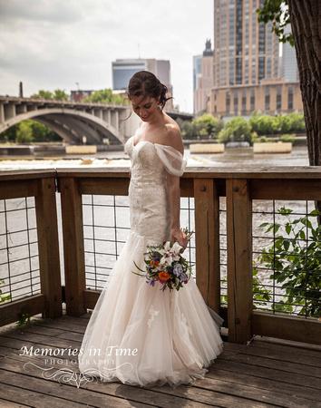 Minnesota Wedding Photographer   A Surly Brewing Company Wedding   The Bride
