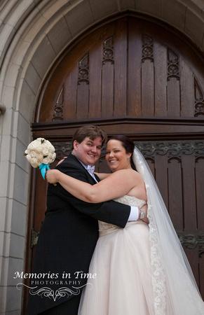 Minnesota Wedding Photography | Hennepin Avenue United Methodist Church