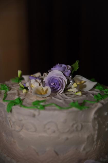 St. Paul Wedding Photographer | CAKE!