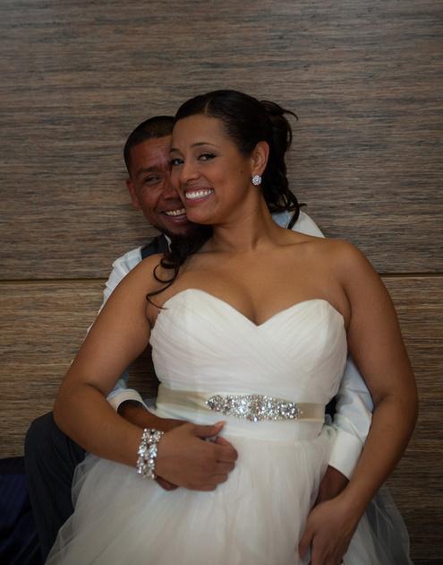 St. Paul Wedding Photographer | A Funny Moment