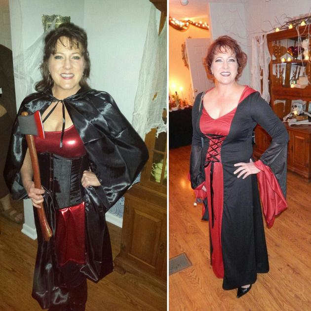 Halloween Transformation