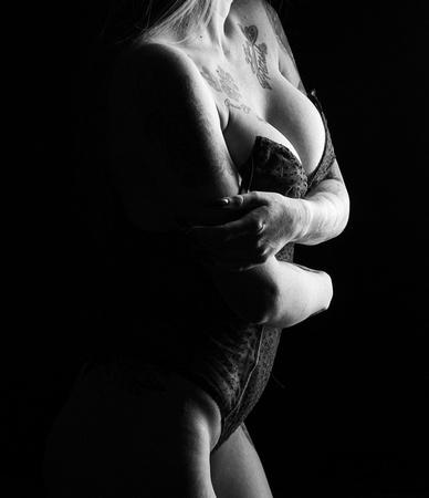 A Bodyscape Boudoir Image