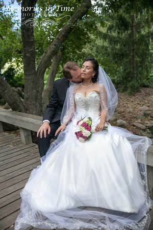 The Minnesota Landscape Arboretum   Minneapolis Wedding Photography