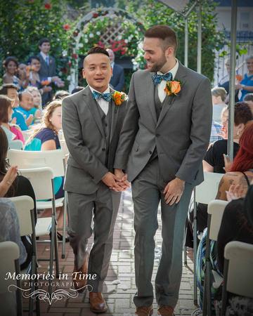 Love is Love   Same Sex Wedding  Minnesota Wedding Photography