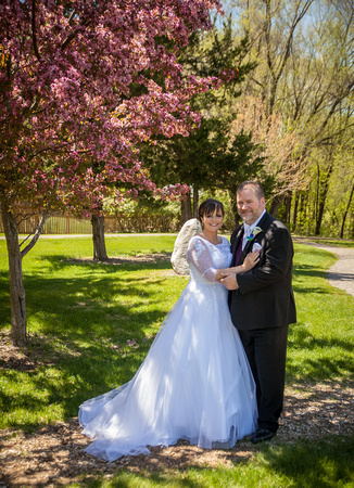 A Formal Portrait | St. Paul Wedding Photography