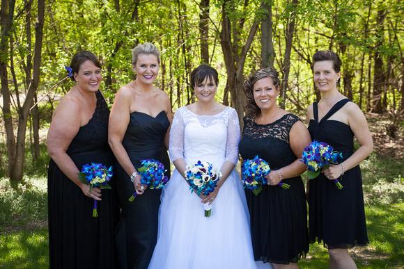 The Ladies | Minnesota Wedding Photography