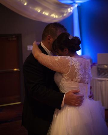 The First Dance | St. Paul Wedding