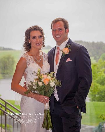 The Happy Couple | MidWest Brides