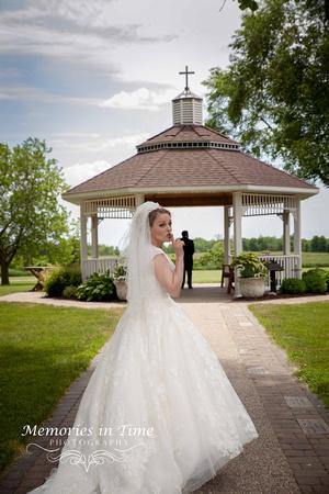 Minnesota Wedding Photographer   The First Look