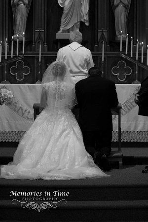 Minnesota Wedding Photographer | The Prayer