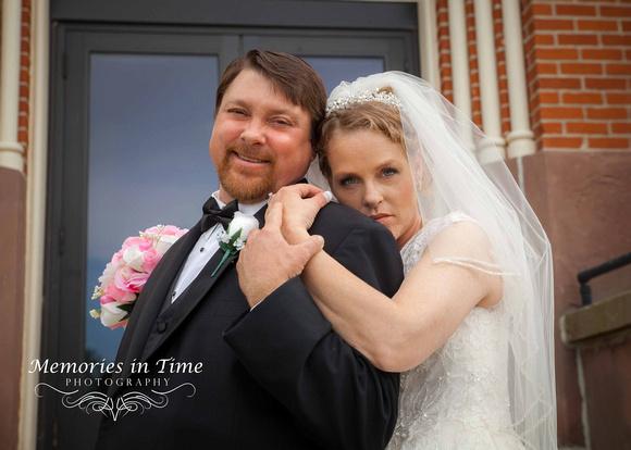 Minnesota Wedding Photographer | The Happy Couple