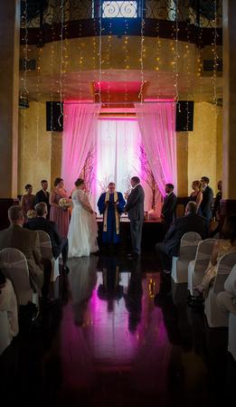 St. Paul Wedding Photographer | The Historic Concord Exchange