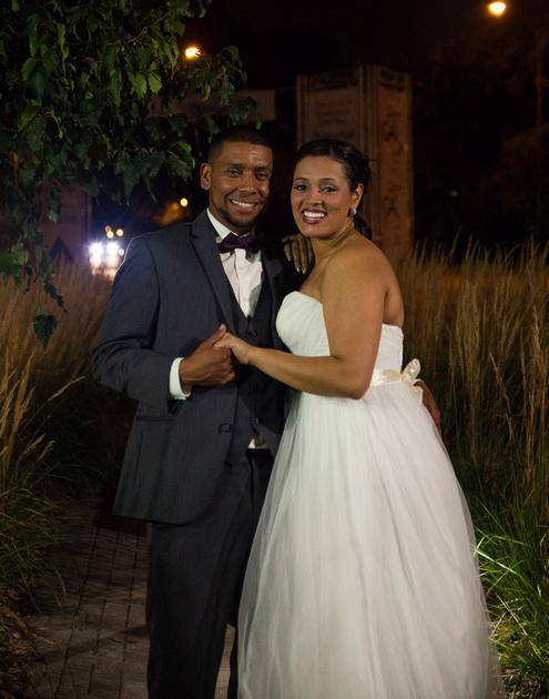 St. Paul Wedding Photographer | A Portrait of the Couple