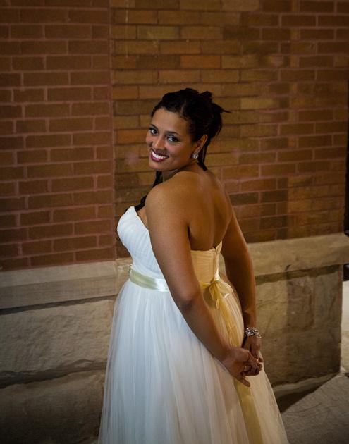 St. Paul Wedding Photographer  Bridal Portrait