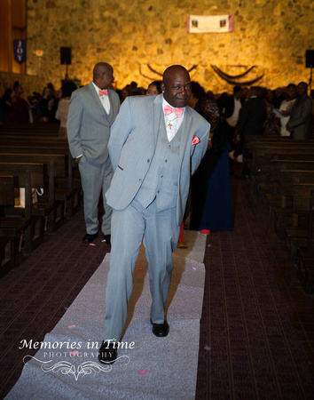 Minnesota Wedding Photographer | Shoreview Community Center | The Father of the Bride