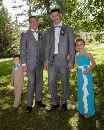 The New Family | St. Paul Wedding Photographer