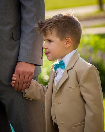 The Ring Bear | St. Paul Wedding Photographer