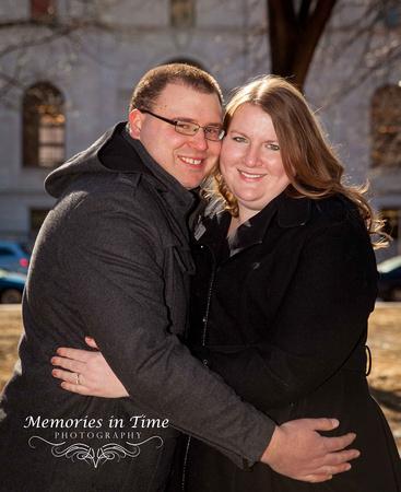 A St. Paul Engagement