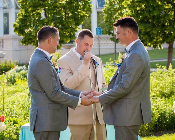 Rings | St. Paul Wedding Photographer