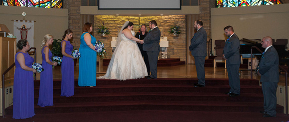 The First Prayer | Minnesota Wedding Photographer