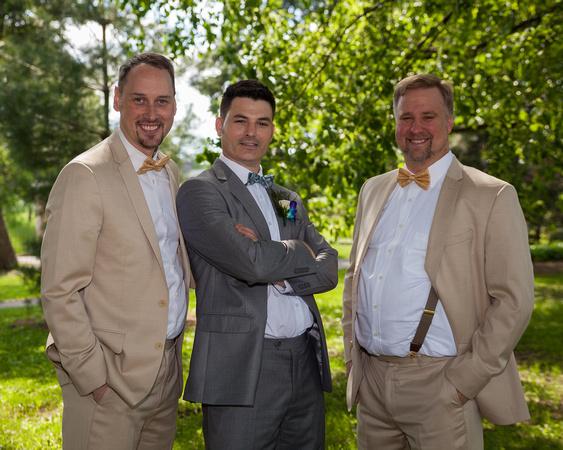 Best Friends | St. Paul Wedding Photographer