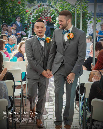 Love is Love | Same Sex Wedding |Minnesota Wedding Photography