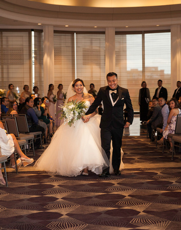 St. Paul Wedding Photographer | InterContinental Hotel | Happily Ever After