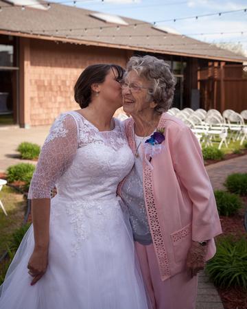A Grandmother's Love | St. Paul Wedding Photographer