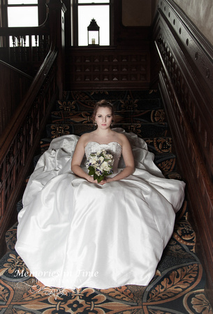 A Formal Bridal Session